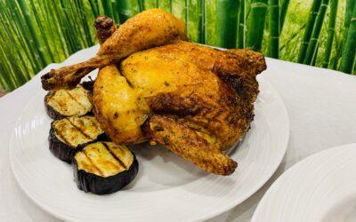 Los beneficios de comer pollo